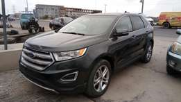 Foreign Used 2016 Ford Edge Titanium Ecoboost In Excellent Condition.