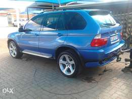 x5 bmw 4.6is