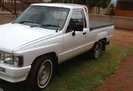 BAKKIE Wanted URGENT in ANY Condition