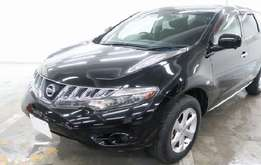 Just arrived murano nissan 2010 model