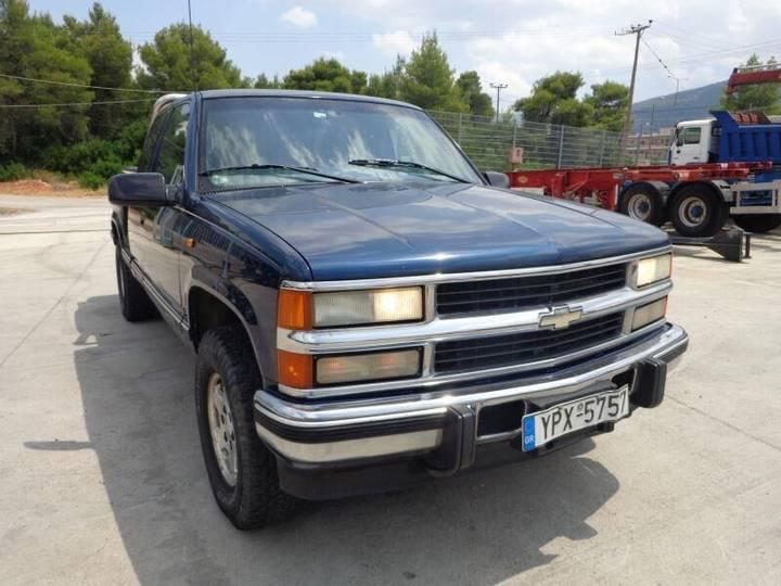 Chevrolet -SILVERADO K1500 - 2019