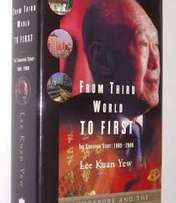 From Third World to First: The Singapore ... Book by Lee Kuan Yew