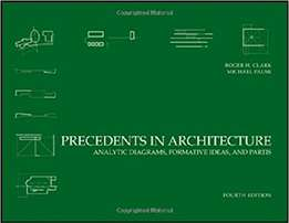 Precedents in Architecture: Analytic Diagrams