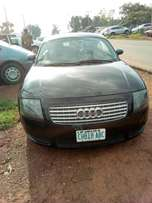 Very clean Audi TT for sale