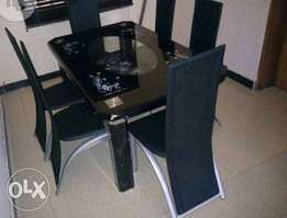 6 chair's dinning table