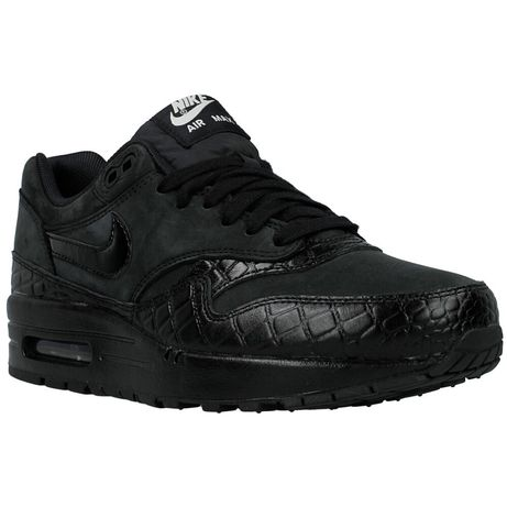 Adidasy Nike Air Max, czarne skora naturalna r.38 Łódź