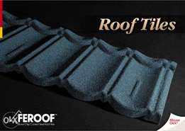 Stone Chip Coated Roof Tiles