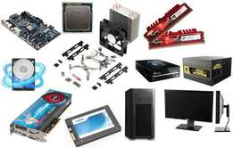 Pc upgrades and repairs