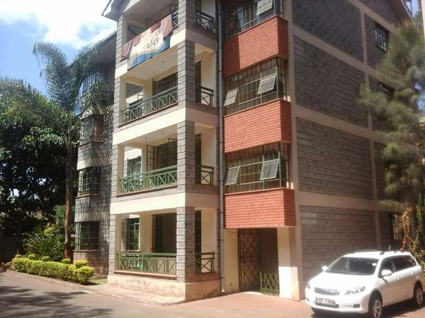Executive 2 bedroom apartment. Kileleshwa - image 1