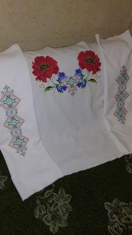 Сорочка блуза вишиванка жіноча вишита не пошита Луцьк - зображення 1 e46cfaaecd628