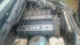 Bmw 328i complete engine for sale R11000 slightly neg