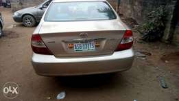 Very clean registered Toyota Camry for sale,