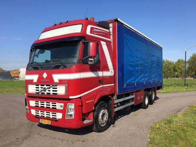 Volvo Fh 420 6x2 Chicken Transport - 2004
