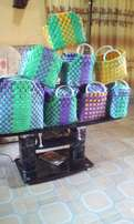 Proudly made in Nigeria Hand Made Baskets for Sale