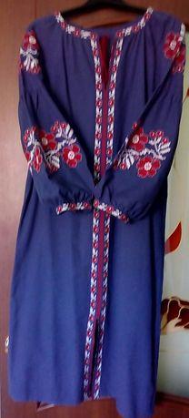 Жіноче плаття з вишивкою  1 350 грн. - Жіночий одяг Львів на Olx cab07974ab011