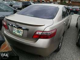2008 Toyota Camry LE, Manual transmission