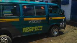 Nissan Urvan matatu for sale