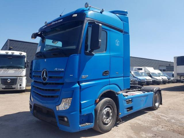 Mercedes-Benz Actros 1842 Solostar 4x2 / Leasing - 2012