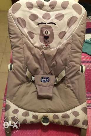 chicco bouncer 2 levels