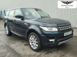 2014 Range Rover Sport 3.0 SDV6 HSE*Diesel*priced to clear