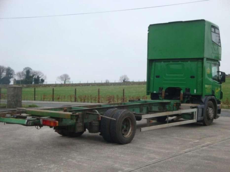 Scania P270 containertransporter - image 4
