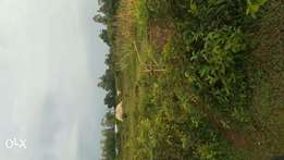 Land in Rongo near Nyarach junction 1acre