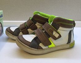 Осенние ботиночки для мальчика 27р. 40117b9bd55dd
