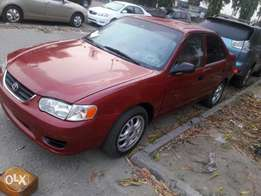 super clean 2001 toyota corolla LE.no issues buy and drive