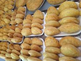 Pies, Sausage Rolls, Quiches and Pastries