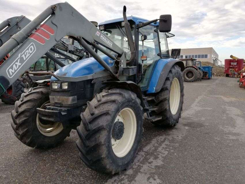 New Holland Ts115 - 2003