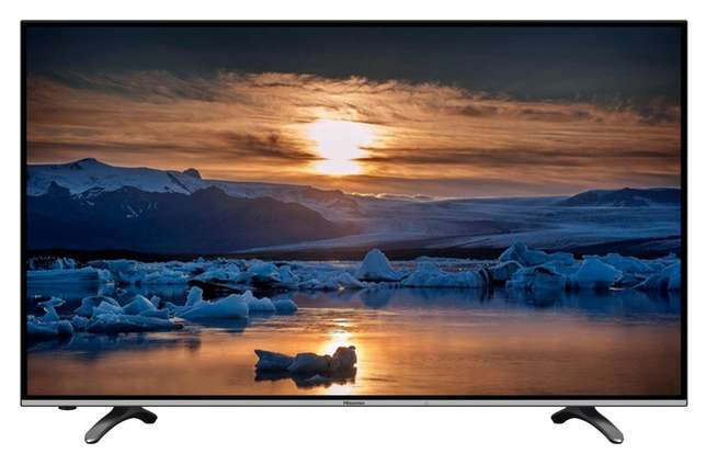 43inch Hisense Ultra HD Smart Digital LED TV Kampala - image 1