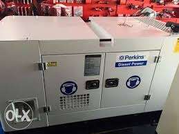 Brand new and High quality Generators from UK,Turkey and USA.