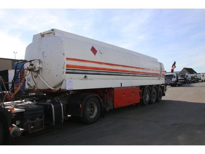 Stokota TANK 40.000 L ( 5 comp. ) DIESEL/FUEL/GASOIL - 1996
