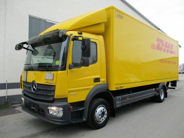 Mercedes-Benz Atego 1224L - 2015