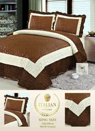 High Qulity Italian and home Bedspread Set Teresa - image 3