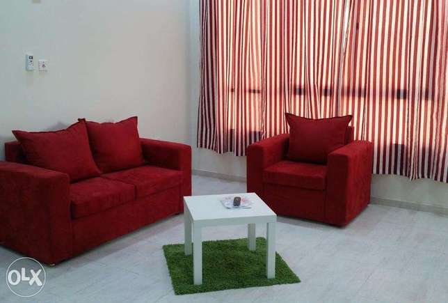 Luxury fully furnished studio with size of 65 SQM