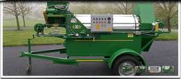 MAIZE DRYER / BEAN ROASTER Makes Great Dairy Feed, Fixed or Portable