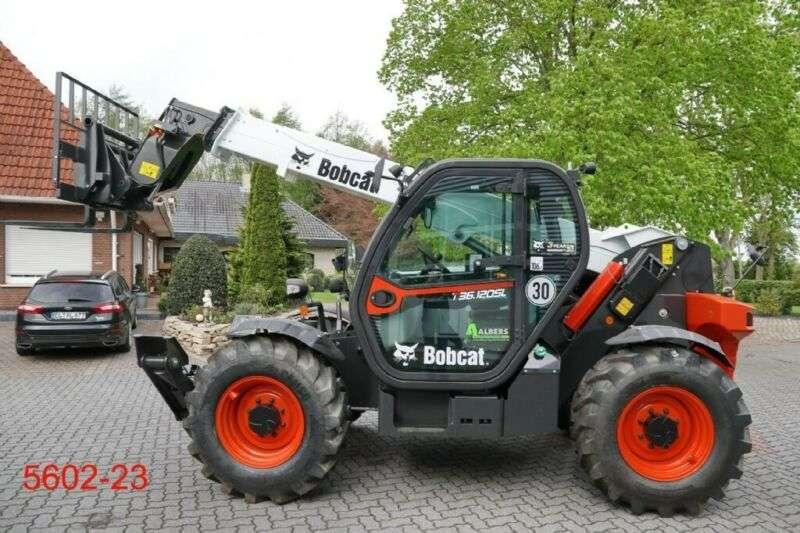 Bobcat T 36120 SL - 2019 - image 2