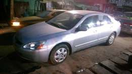 Tokunboh Honda accord 03 EOD up for grab.
