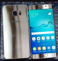4GB RAM Galaxy S6 Edge plus with Charger