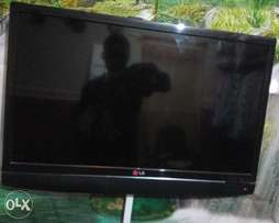 Fairly used LG 24 inch Led TV for sale