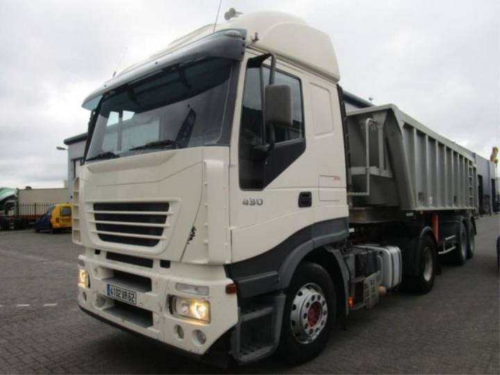 IVECO STRALIS 430 MANUEL-GEARBOX - 2003