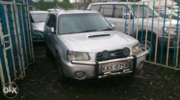 Forester Xt, like new ( ready to drive)