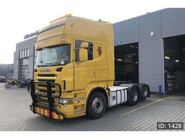 Scania R480 Topline, Euro 4, Intarder - 2007