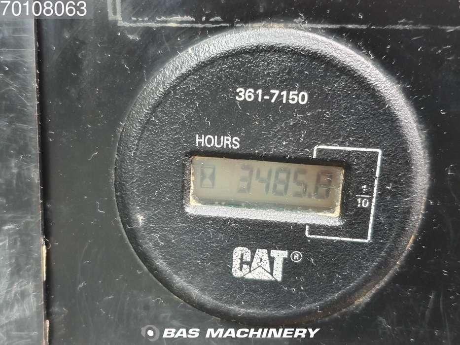 Caterpillar 308E 3 buckets - German dealer machine - 2012 - image 14