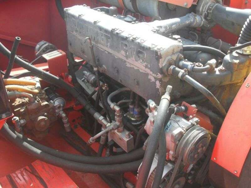 Massey Ferguson MF40 RS Power Flow - 1998 - image 9