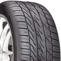 Nitto tyres 215/55R17