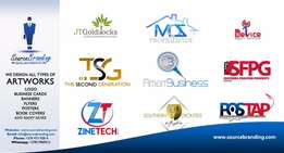 Your logo should depict your brand. Get a professional logo that says