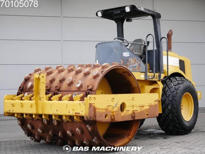 Caterpillar CS531D Nice and clean machine - 2009
