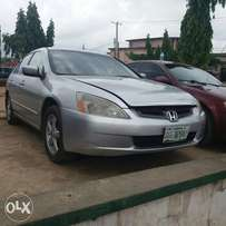 Registered Honda Accord (EOD) - 2005